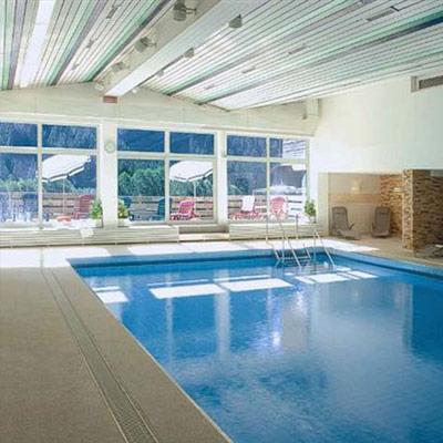Zwembad - Appartementen Klein Walsertal