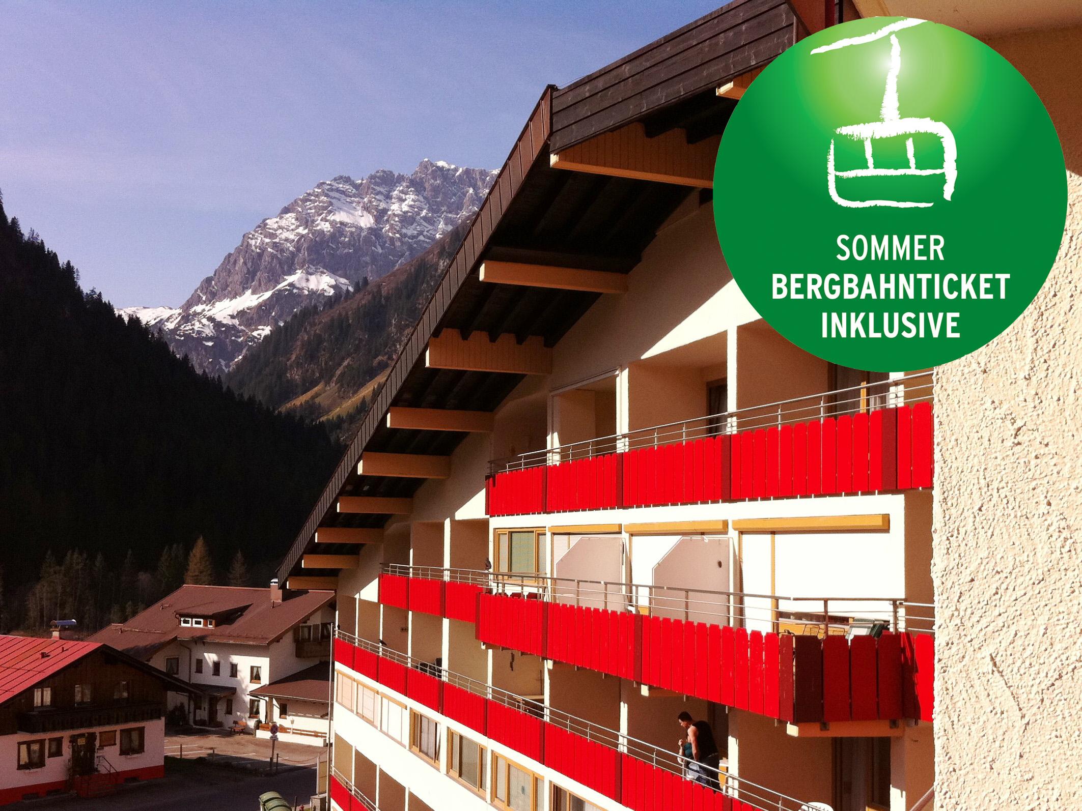 Aparthotel Bergbahnticket